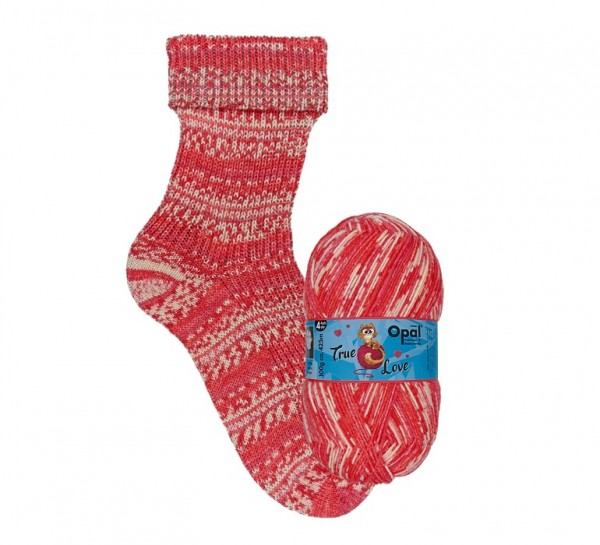 Opal TRUE LOVE Sockenwolle