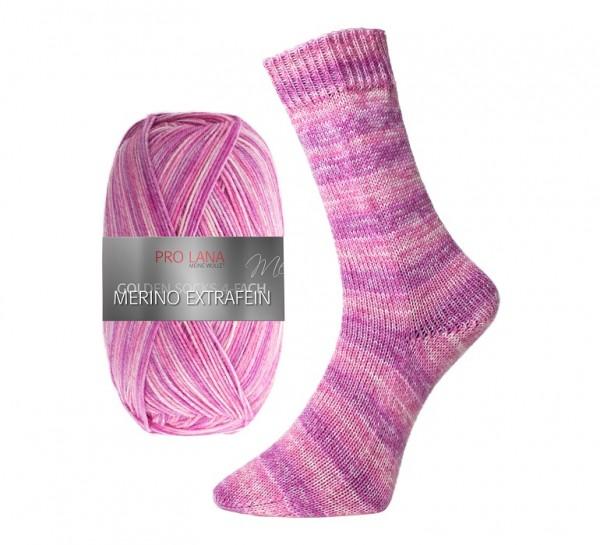Pro Lana Golden Socks MERINO EXTRAFEIN 4-fädig Sockenwolle