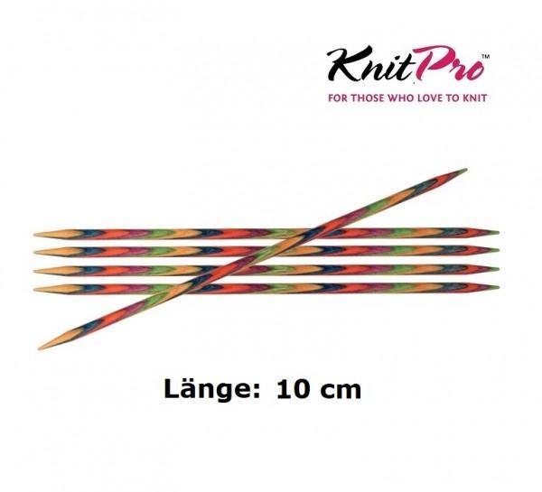 Nadelspiel 10 cm Symfonie Knit Pro