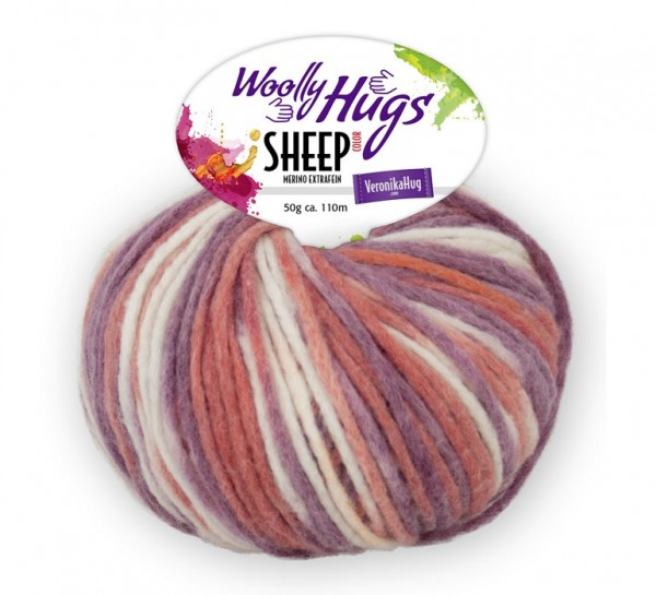 SHEEP COLOR Woolly Hugs