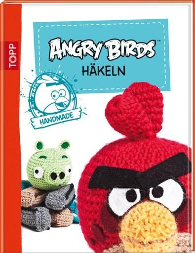 Topp - Angry Birds häkeln