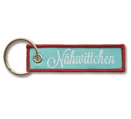 Strickimicki Schlüsselanhänger Nähwittchen