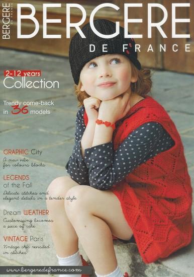 Bergere de France Magazin 168 - Tricot Kids