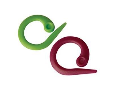 Knit Pro Maschenmarkierer offen 30 Stück