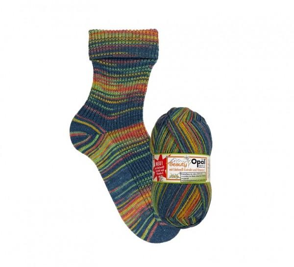 Opal BEAUTY Sockenwolle mit Edelweiß-Extrakt und Vitamin E