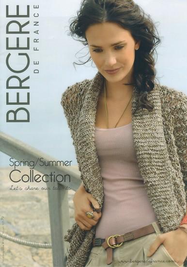 Bergere de France Magazin 166 - Spring/Summer Collection