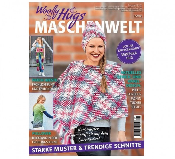 Woolly Hugs Maschenwelt 1/2019