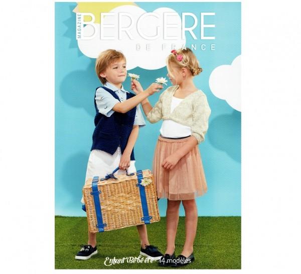 Bergere de France Magazin Nr. 17 Kinder