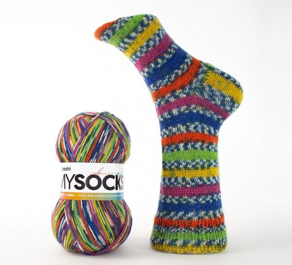 MyBoshi Sockenwolle MYSOCKS