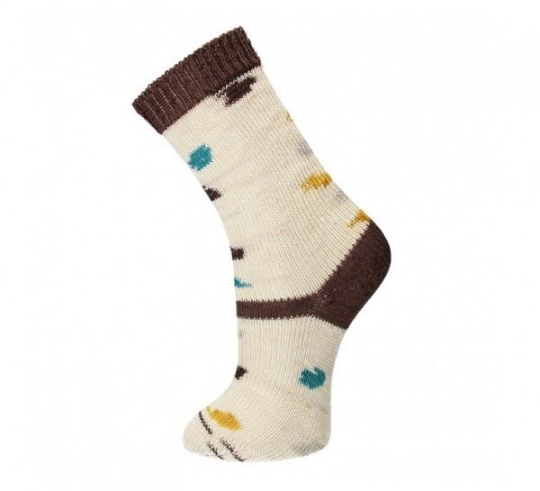 CraSy Sockenzwillinge CLOUDS Sockenwolle mit Aloe Vera