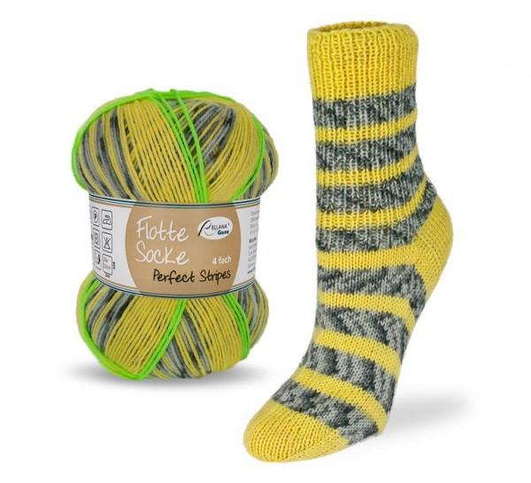 Flotte Socke PERFECT STRIPES Sockenwolle