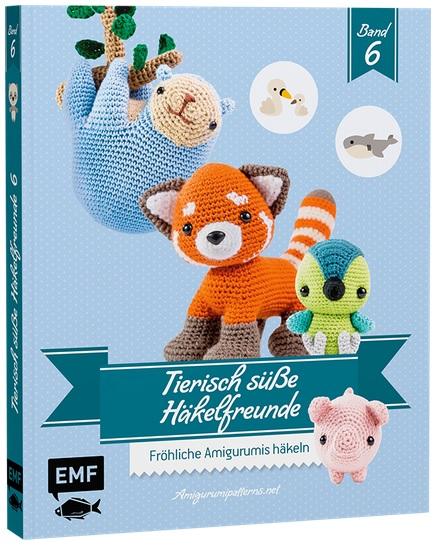 simply häkeln - Fantastische Häkel-Ideen - KUSCHELIGE AMIGURUMI ... | 547x439