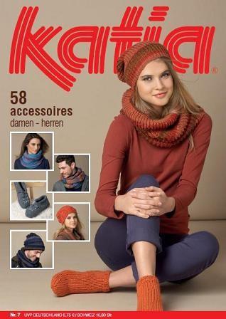 Katia Heft 07 - Accessoires