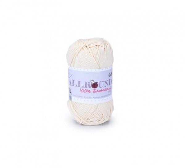 ALLROUND CraSy reine Baumwolle