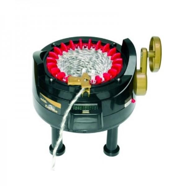 addi Express Professional Strickmühle mit 22 Nadeln Strickmaschine