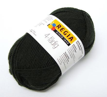 Regia Sockenwolle Classic uni 4-fädig 50 g