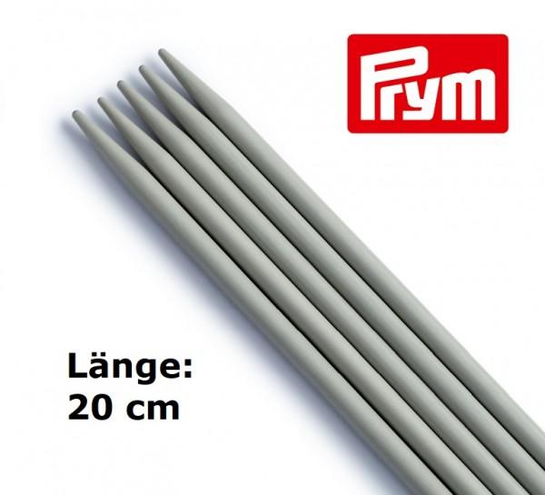 Prym Strumpfstricknadeln 20 cm Kunststoff