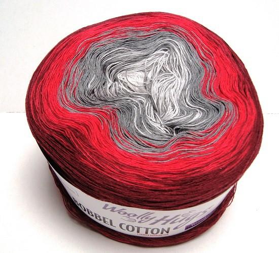 Woolly Hugs Bobbel Cotton 200 g Farbe 15