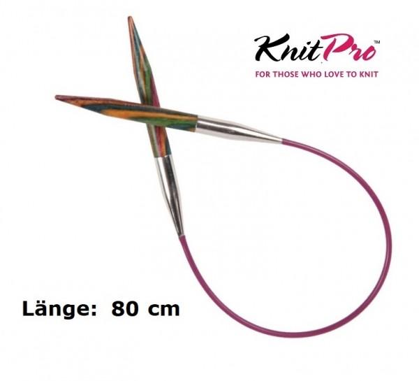 Rundstricknadel SYMFONIE 80 cm KnitPro