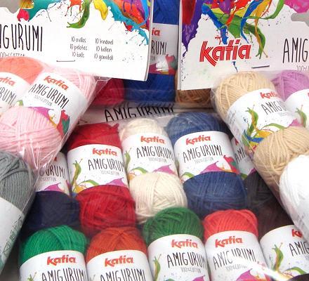AMIGURUMI 100% COTTON - Autumn / Winter / Spring / Summ... | Katia.com | 400x440