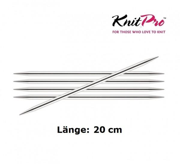 Nadelspiel NOVA METAL 20 cm KnitPro