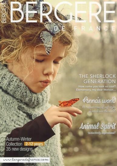Bergere de France Magazin 174 - Autumn-Winter Collection