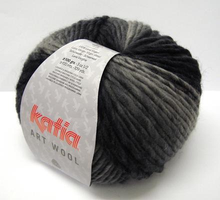 Katia ART WOOL 100 g