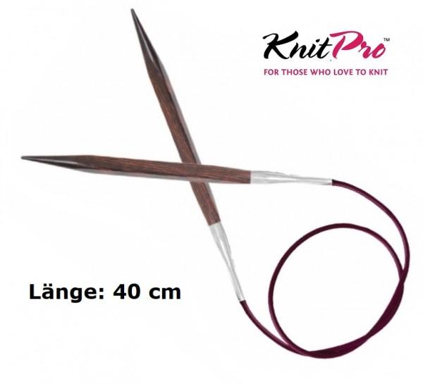 Rundstricknadel CUBICS 40 cm KnitPro