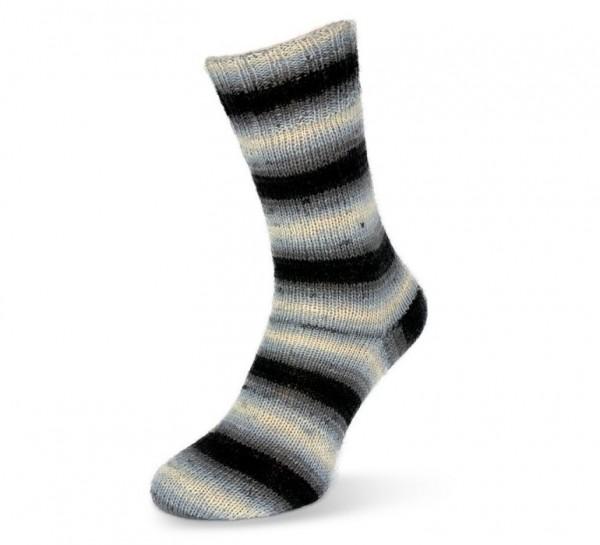 Rellana Flotte Socke DEGRADE Sockenwolle
