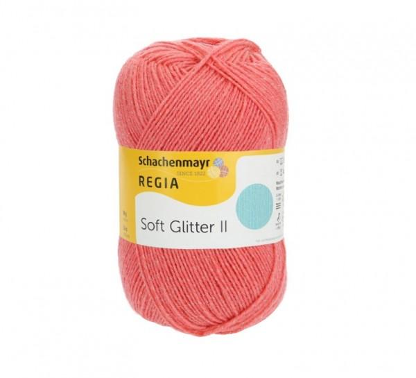 Regia SOFT GLITTER II Sockenwolle