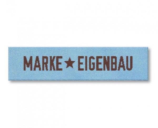 Strickimicki Etikett - Marke Eigenbau