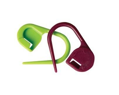Knit Pro Maschenmarkierer verschließbar 30 Stück