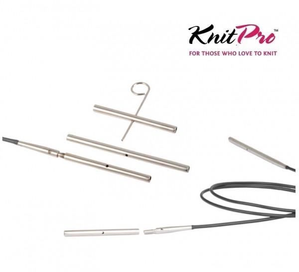 Seilverbinder 3 Stück KnitPro