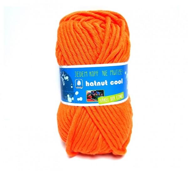 Hatnut Cool Farbe 281 - neonorange