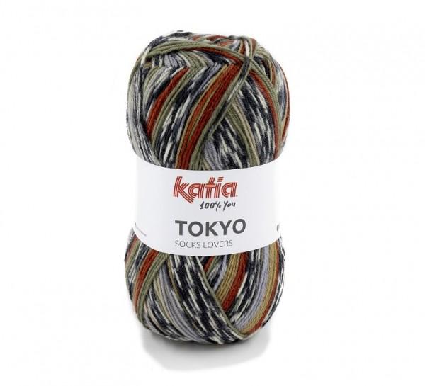 Katia TOKYO SOCKS Sockenwolle