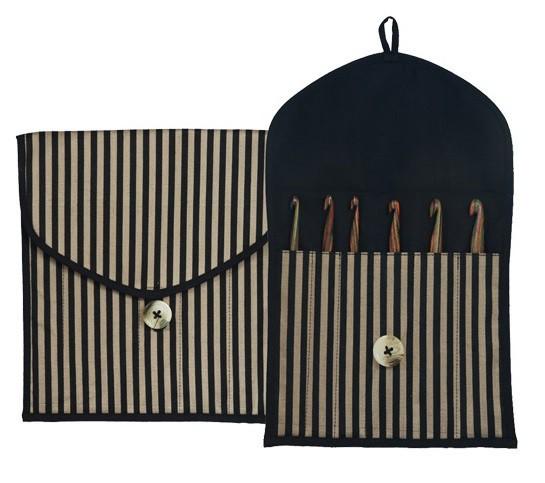 Knit Pro Tasche für Spiele 15 cm und Häkelnadeln Ribbons