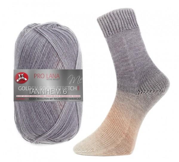 Pro Lana Golden Socks TANNHEIM 6 Stretch