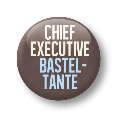 Strickimicki Button - Chief Executive Basteltante