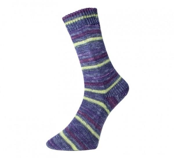 Golden Socks BLAUEN Sockenwolle 6-fach von Pro Lana