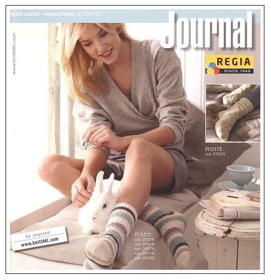 Regia Journal 004 - Angora Merino