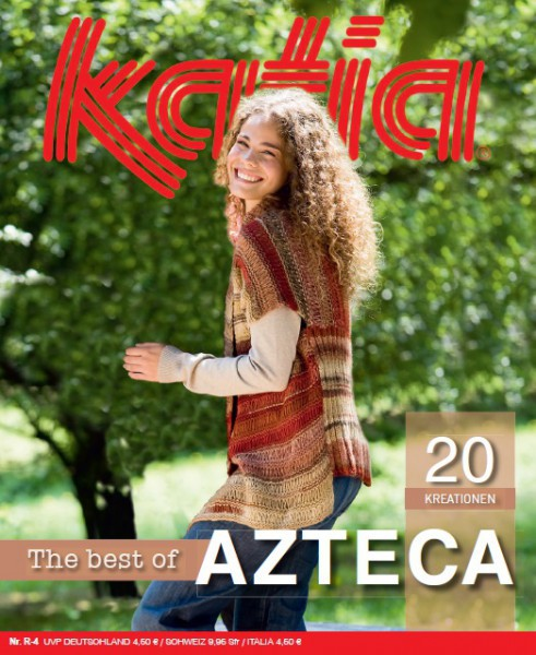 Katia - The Best of Azteca