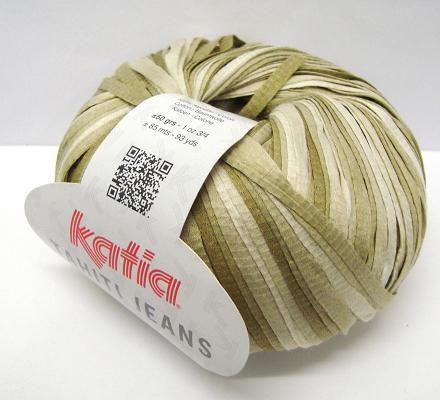 Katia Tahiti Jeans 50 g