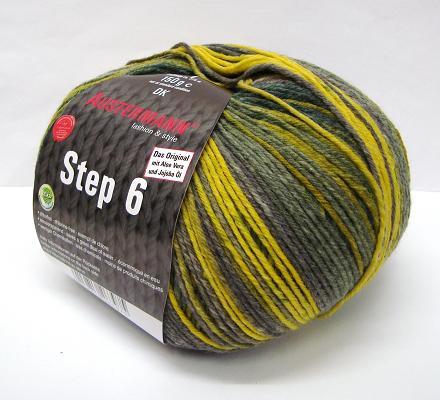Austermann Step 6 Scotland color 150 g