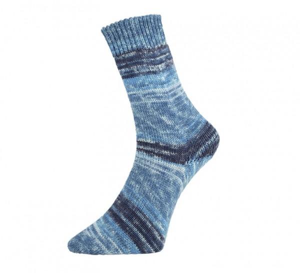 Pro Lana Golden Socks FASHION C Sockenwolle 4-fädig mit Farbverlauf