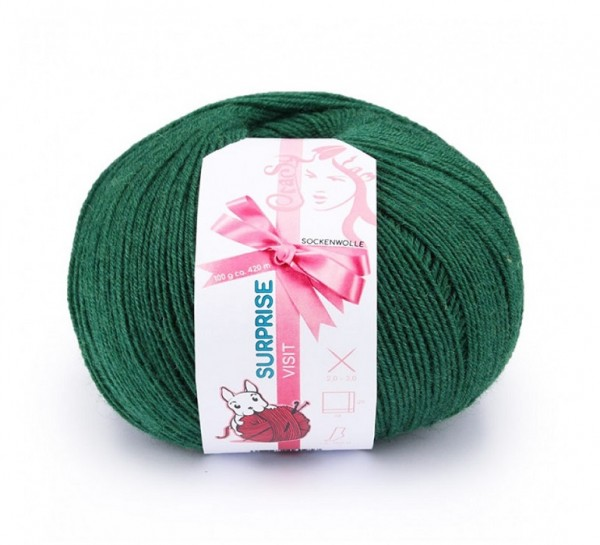 CraSy Sockenwolle SURPRISE Softness mit Aloe Vera