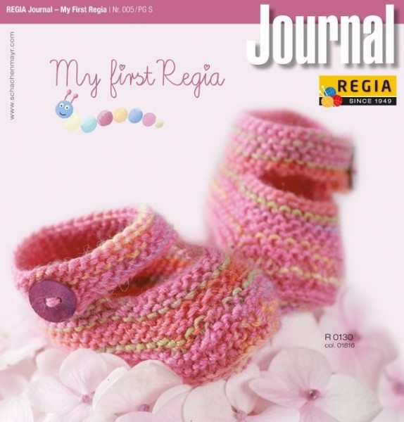 Regia Journal 005 - My First Regia