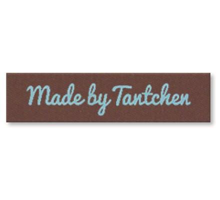Strickimicki Etikett - Made by Tantchen