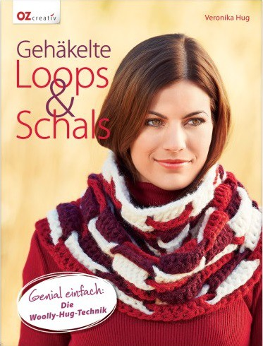 OZ Creativ - Gehäkelte Loops & Schals