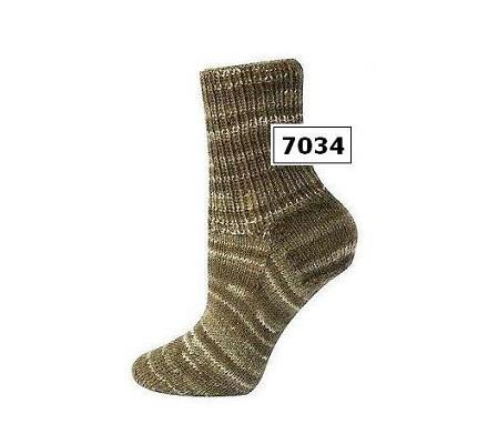Rellana Flotte Socke NEVADA 6-fädig 150 g