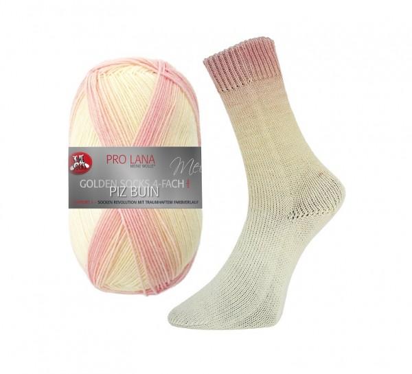 Pro Lana Golden Socks PIZ BUIN Sockenwolle